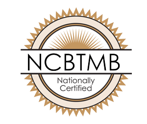 NCBTMB Nationally Certified