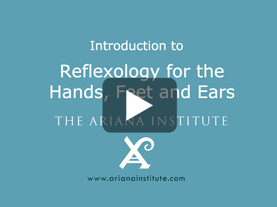 Ariana Institute's Introduction to Reflexology for the Hands, Feet and Ears