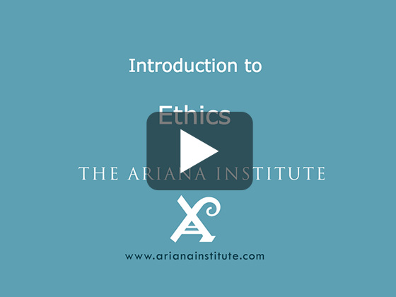 Ariana Institute's Introduction to Ethics - Including NCBTMB Ethics