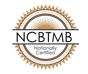 NCBTMB Nationally Certified
